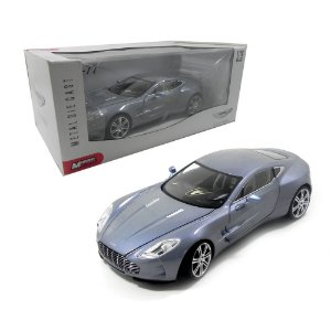ASTON MARTIN ONE-77 1/18 MONDO MOTORS 50102