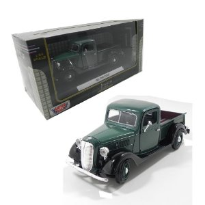 1937 FORD PICK UP 1/24 MOTOR MAX 73233