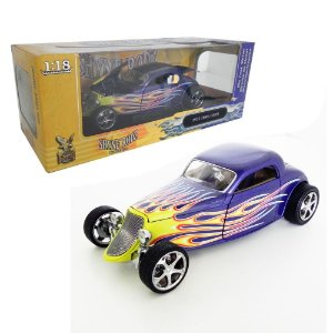 1933 Ford Coupe 1/18 Shyne Rodz Collection Yat Ming 30109