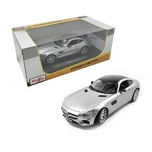 Mercedes-Benz Amg Gt 1/18 Maisto Premiere Edition 36204