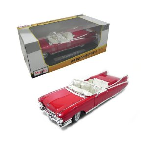 1959 Cadillac Eldorado Biarritz 1/18 Maisto Premiere Edition 36813