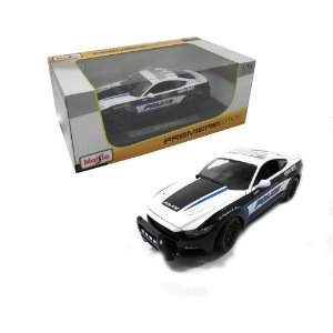 2015 FORD MUSTANG GT POLICIA 1/18 MAISTO PREMIERE EDITION 36203