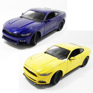 2015 FORD MUSTANG 1/18 MAISTO SPECIAL EDITION 31197