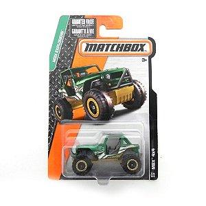 MBX 4X4 MBX EXPLORERS 1/64 MATCHBOX CFW83-0810