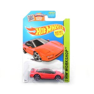 1990 Honda Acura Nsx Hw Workshop 1/64 Hot Wheels Cfh16-09B0L