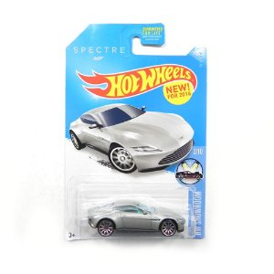 ASTON MARTIN DB10 007 SPECTRE HW SHOWROOM 1/64 HOT WHEELS DLK05-D9B0G