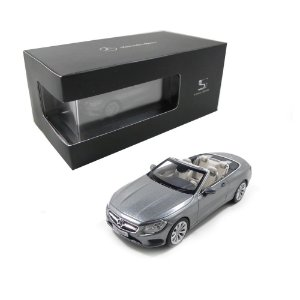 2015 MERCEDES BENZ S-CLASS A217 SPIDER 1/43 KYOSHO B66960352