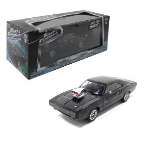 1970 DODGE CHARGER R/T DOMINIC TORETTO VELOZES E FURIOSOS 1/43 GREENLIGHT 86228