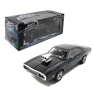 1970 DODGE CHARGER R/T DOMINIC TORETTO VELOZES E FURIOSOS 1/43 GREENLIGHT 86201