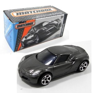 Alfa Romeo 4C 1/64 Matchbox Mbx Adventure City Dnl31