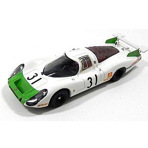 1968 Le Mans Porsche 908 #31 J. Siffert / H. Herrmann 1/43 Schuco 450372200