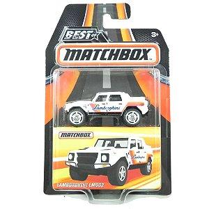 LAMBORGHINI LM002 1/64 BEST OF MATCHBOX DKC76-2B10