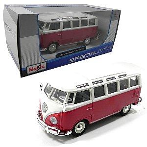 Volkswagen Kombi Van Samba 1/25 Maisto 31956