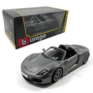 Porsche 918 Spyder 1/24 Bburago 21076