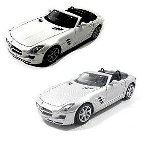 Mercedes-Benz Sls Amg Roadster 1/24 Maisto 31272