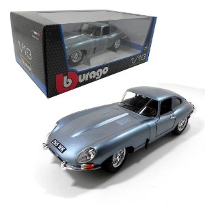 Jaguar E-Type Coupe 1/18 Bburago 12044