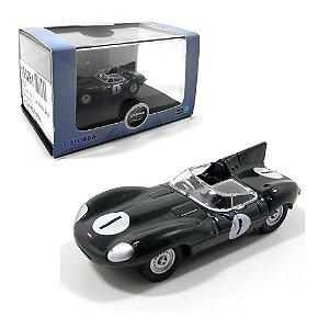 Jaguar D-Type N1 Le Mans 24H 1/76 Oxford 76Dtyp001