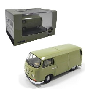 VOLKSWAGEN T2 KOMBI BAY WINDOW VAN ARIZONA 1/76 OXFORD 76VW023