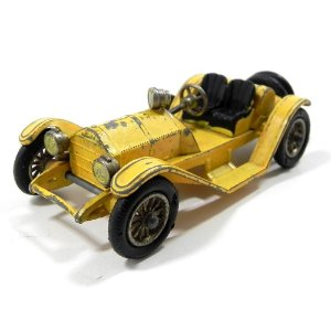 1913 MERCER RACEABOUT 1/43 MATCHBOX MODELS OF YESTERYEAR MATCHN7