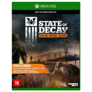 Jogo State of Decay: Year One Survival - Xbox One