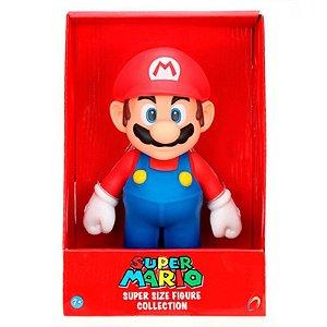 Boneco Super Mario Size Figure Collection