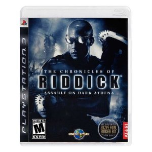Jogo The Chronicles of Riddick: Assault on Dark Athena - PS3