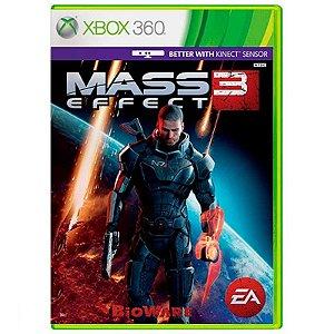Jogo Mass Effect 3 (Espanhol) - Xbox 360