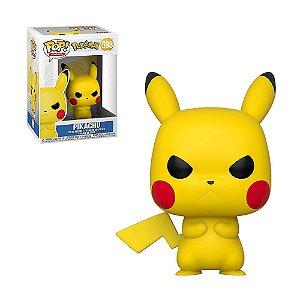 Boneco Pikachu 598 Pokémon - Funko Pop!