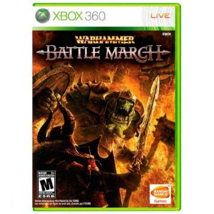 Jogo Warhammer: Battle of March - Xbox 360