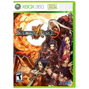Jogo Spectral Force 3 - Xbox 360