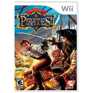 Jogo Sid Meiers: Pirates - Wii