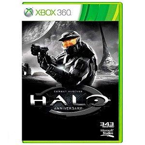 Jogo Halo: Combat Evolved Anniversary - Xbox 360