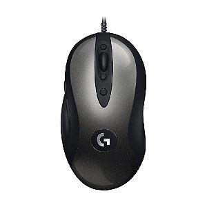 Mouse Gamer Logitech MX518 16.000 DPI com fio