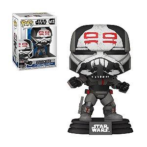 Boneco Wrecker 413 Star Wars - Funko Pop!