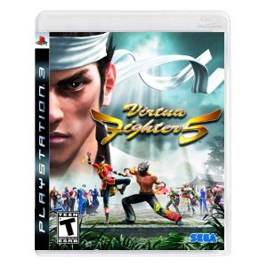 Jogo Virtua Fighter 5 - PS3