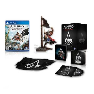 Jogo Assassin's Creed IV Black Flag (Limited Edition) - PS4