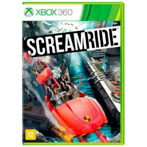 Jogo Scream Ride - Xbox 360
