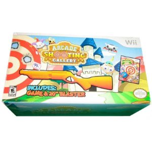 Kit Arcade Shooting Gallery - Wii