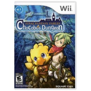 Jogo Final Fantasy Fables: Chocobo's Dungeon - Wii