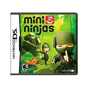 Jogo Mini Ninjas - DS