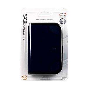 Case De Transporte Memory Foam Playthru Azul - Nintendo DS Lite