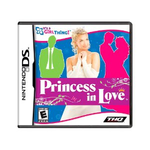 Jogo Princess in Love - DS