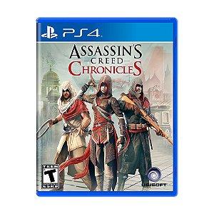 Jogo Assassin's Creed: Chronicles - PS4