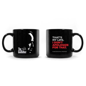 Caneca The Godfather Don Corleone - Studio Geek
