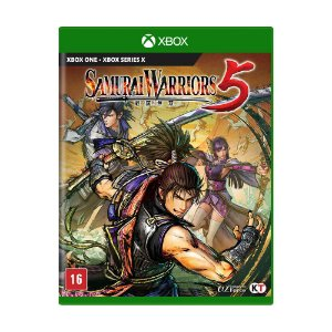 Jogo Samurai Warriors 5 - Xbox