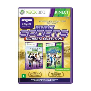 Jogo Kinect Sports (Ultimate Collection) - Xbox 360
