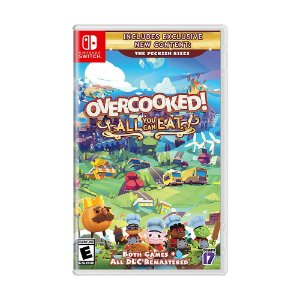 Jogo Overcooked! (All You Can Eat) - Switch