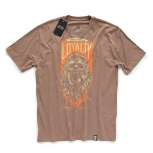 Camiseta Studio Geek Chewbacca Star Wars - Modelo 19