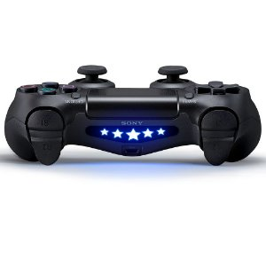 Adesivo para Light Bar Five Stars - Dualshock 4