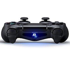 Adesivo para Light Bar Rockstar Games - Dualshock 4